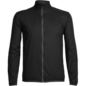 Icebreaker M's Incline Windbreaker Black